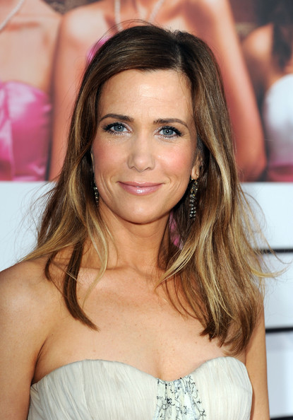 Kristen Wiig at the Bridesmaids premiere