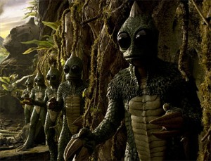 Land of the Lost, Sleestak