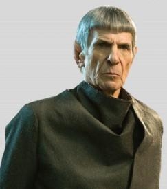 Leonard Nimoy as Spock Prime