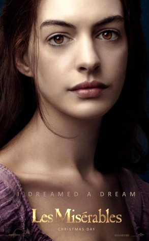 Anne Hathaway in 'Les Miserables'
