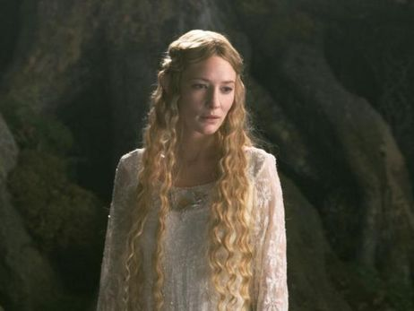 Cate Blanchett in Lord of the Rings