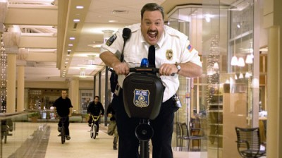 Kevin James in Mall Cop