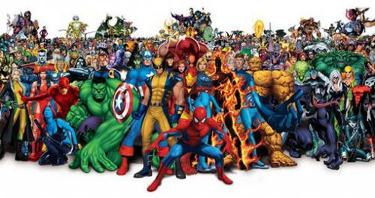 Marvel Entertainment characters
