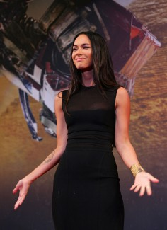 Megan Fox says that special effects got in the way of her skills