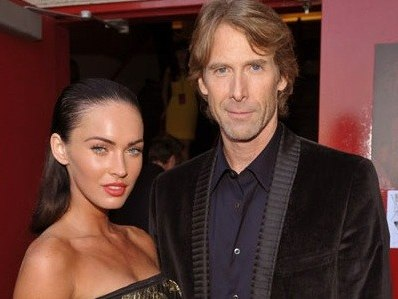 Megan Fox and Michael Bay