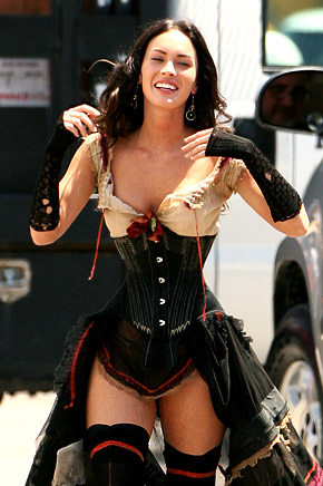megan fox weight loss. In this picture, Fox is seen