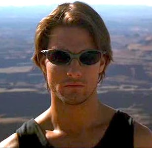 Mission Impossible Sequel Scores a NameTom Cruise Mission Impossible 4 Hairstyle
