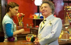 Natalie Portman and Dustin Hoffman in Mr. Magorium's Wonder Emporium