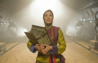 The Mummy's Michelle Yeoh