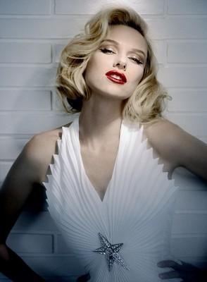 Naomi Watts as Marilyn Monroe