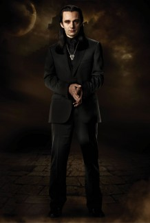 Michael Sheen as Aro