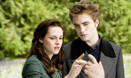Bella and Edward in New Moon
