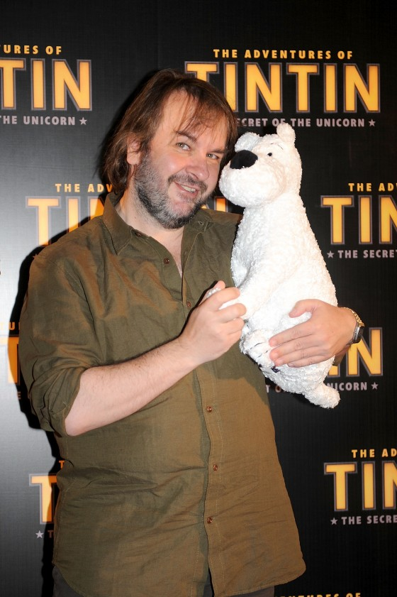 Peter Jackson to direct the Tintin sequel