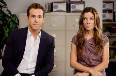 The Proposal's Ryan Reynolds and Sandra Bullock