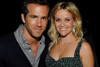 Ryan Reynolds and Reese Witherspoon