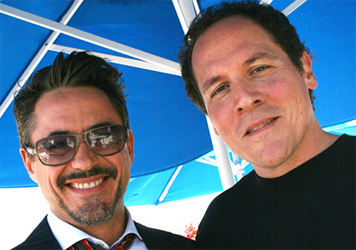 Jon Favreau and Robert Downey Jr. question Iron Man 2 dates