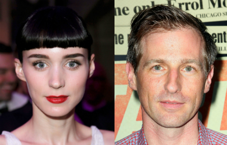 Rooney Mara and Spike Jonze