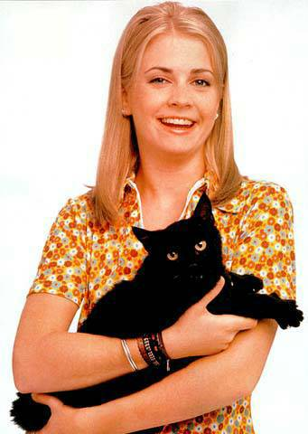 Melissa Joan Hart as Sabrina the Teenage Witch