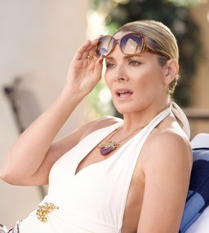 Kim Cattrall as Samantha Jones