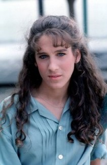 SJP as Patty Green in Square Pegs