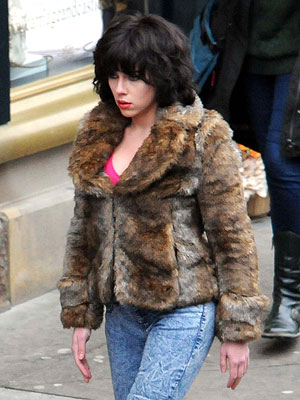 Scarlett Johnasson in 'Under the Skin'