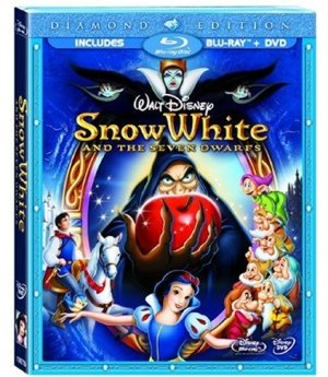 Snow White Blu-ray review diamond edition