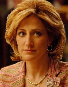 Edie Falco on The Sopranos