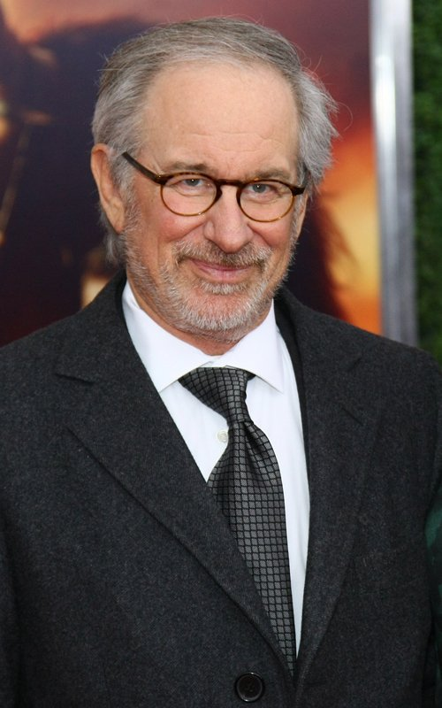 Steven Spielberg at the War Horse premiere