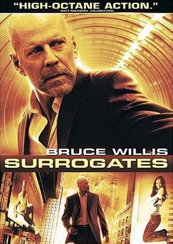 Surrogates DVD