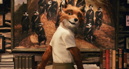 Wes Anderson's The Fantastic Mr. Fox to open AFI Fest