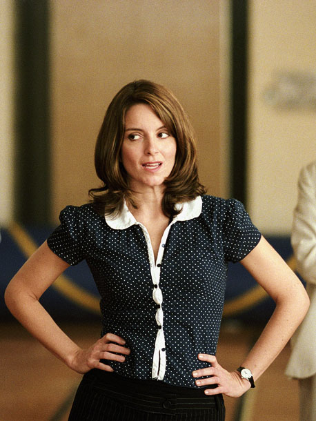 Tina Fey in 'Mean Girls'