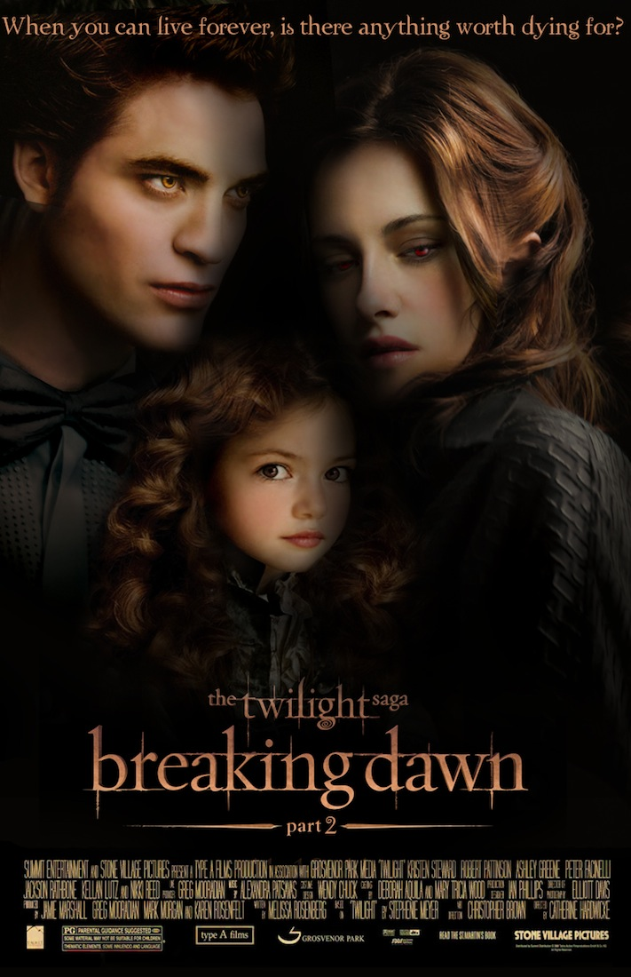 'The Twilight Saga: Breaking Dawn - Part 2'