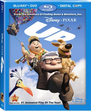 Up Blu-ray box art
