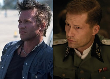 Val Kilmer and Til Schweiger