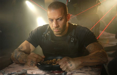 Vin Diesel starring in Babylon A.D.