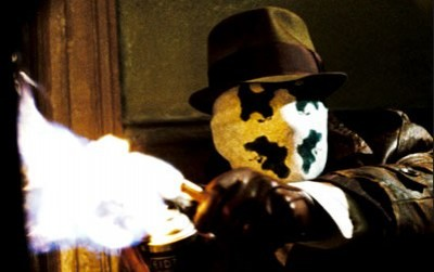 Watchmen's Rorschach