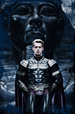 Matthew Goode as Ozymandias