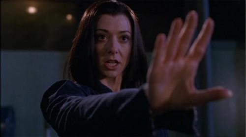 Alyson Hannigan as Willow