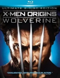 Wolverine Blu-ray
