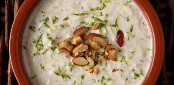 coconut cardamom rice pudding recipe