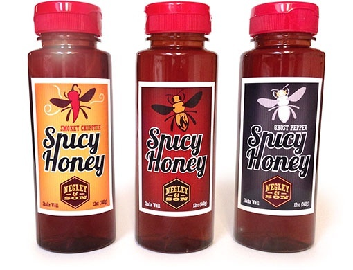 Negley Son Spicy Honey