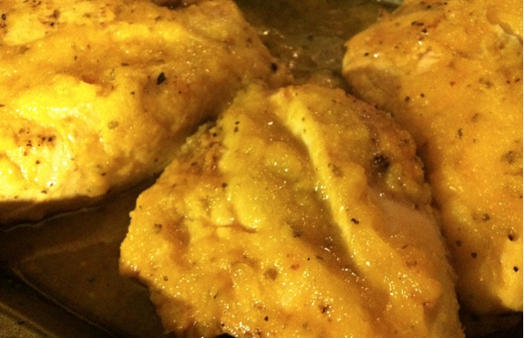 Pineapple Citrus Chicken recipe