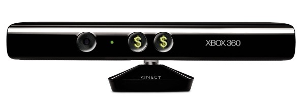Kinect Sells One Million in Ten Days