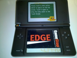 Nintendo DSi XL size comparision