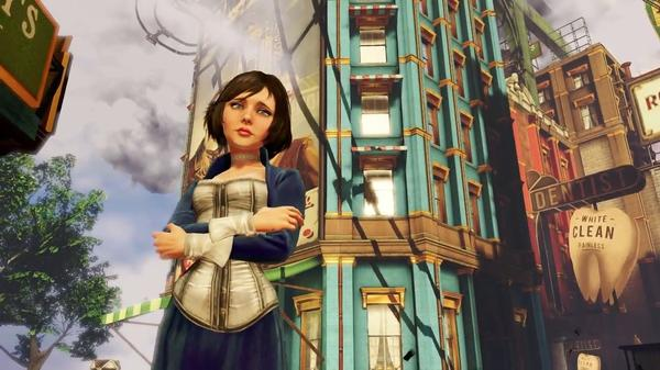 Bioshock Infinite Launch