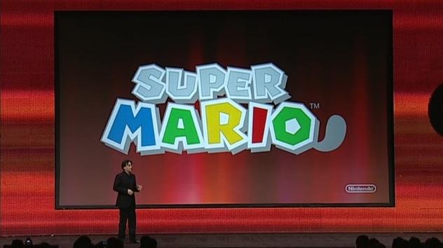 Mario Tail Logo
