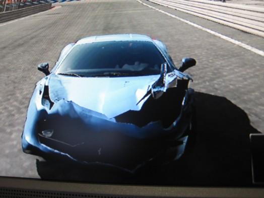 Gran Turismo 5 Car Damage