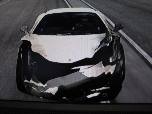 Gran Turismo 5 Car Damage