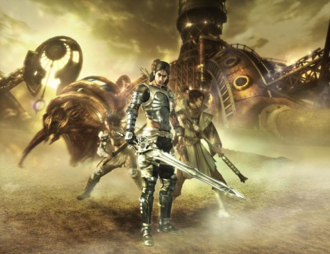 Lost Odyssey is finally here!