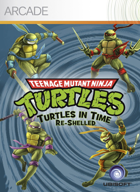 TMNT Turtles in Time Reshelled
